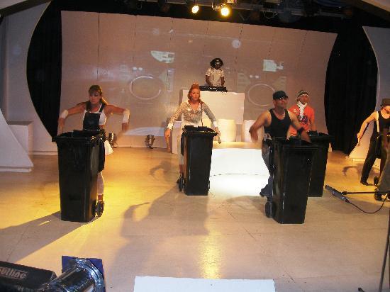 Robinson Club Soma Bay: die Shows