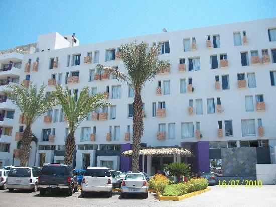 Oceano Palace Beach Hotel Fachada Del