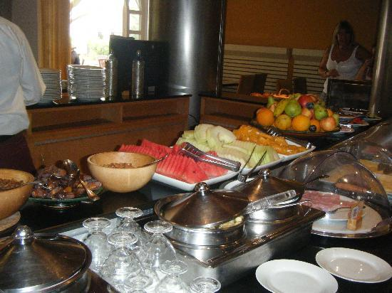 Hotel Timoulay & Spa Agadir: And thats just breakfast