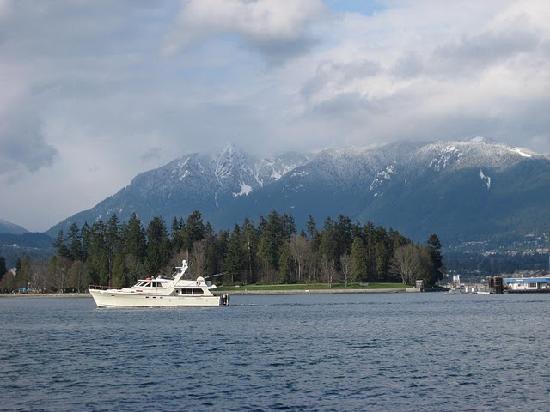 Ванкувер, Канада: Stanley Park, Vancouver, BC. Photo by Gerardo Señoráns Barcala