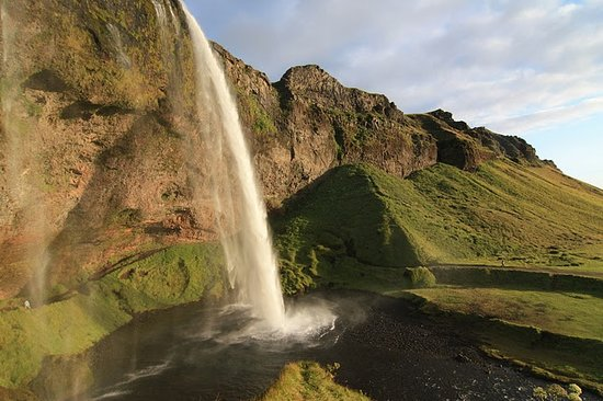 South Region, Iceland: selljalandsfoss