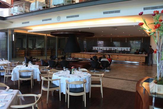 The Restaurant at Waterkloof: Great Interior