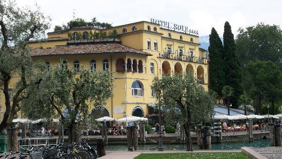 Hotel Sole: Außenansicht des Hotels
