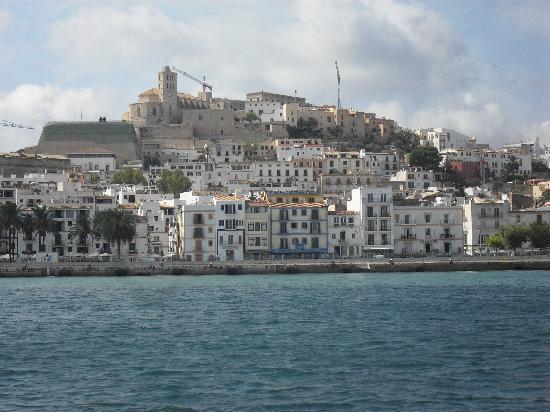 Ибица, Испания: D'Alt Villa, Ibiza Town
