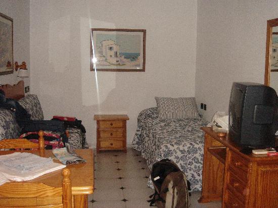 Migjorn, España: Sala de estar