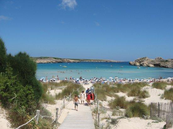 Menorca Son Parc Apartments Beach Club