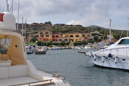 Le Sirene Hotel : Hotel vom Moto 1