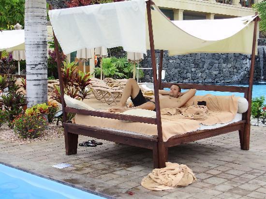 Foto de vincci selecci n la plantaci n del sur costa for Camas balinesas para jardin