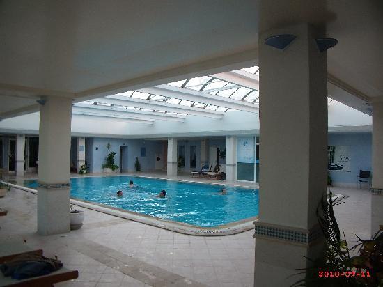 SENTIDO Le Sultan: Indoor Pool