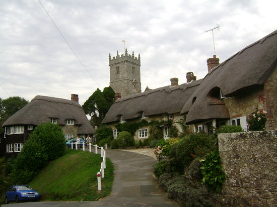Godshill Church