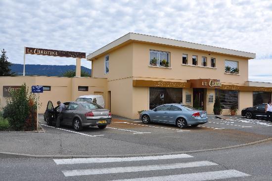 Restaurant Le Christina : Le restaurant