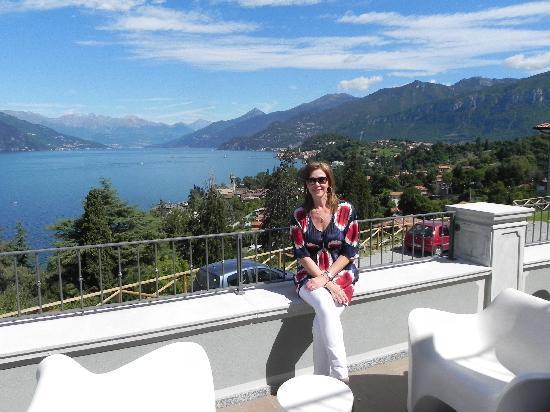 san giovanni in foreground, bellagio centre, veranna in distance ...