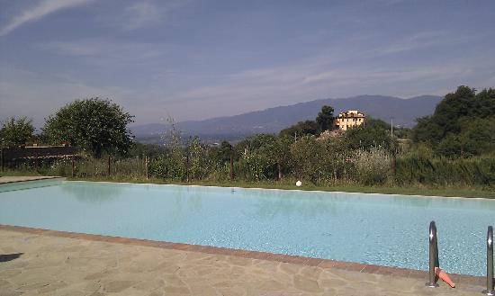 I Gelsi: The pool