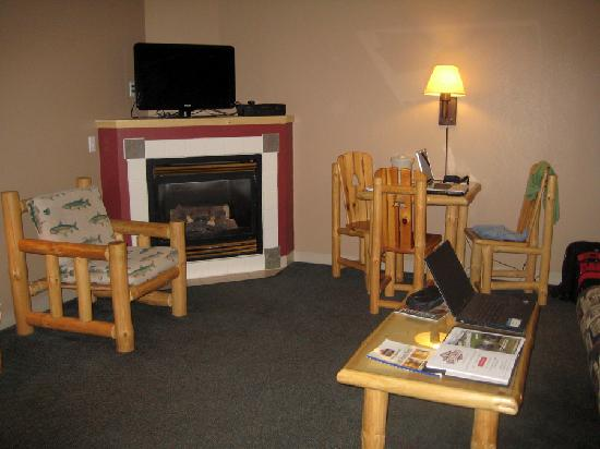 AmericInn Lodge & Suites Pequot Lakes: Fish Suite
