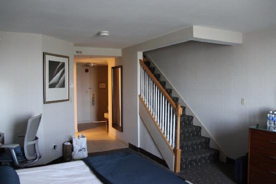 Hyatt Regency Newport: Big room