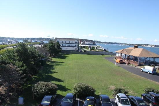 Hyatt Regency Newport: The ocean view!