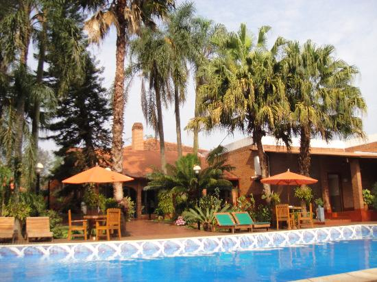 Orquideas Hotel & Cabanas: PICINA