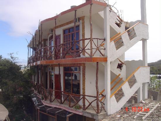 Hotel Miconia : exelente vista al mar