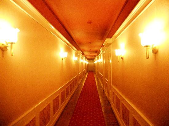 Hotel Randers : Hallway