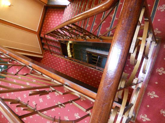 Hotel Randers : Stairway