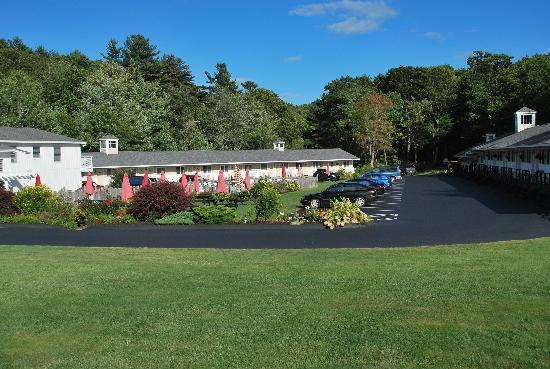Wells - Ogunquit Resort Motel & Cottages: Parking