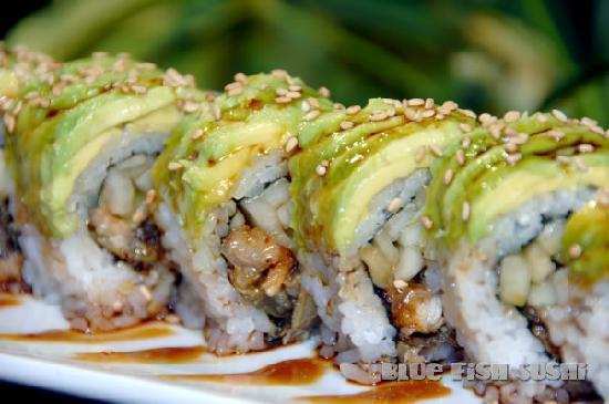 The blue fish greenville dallas menu prices for Blue fish dallas