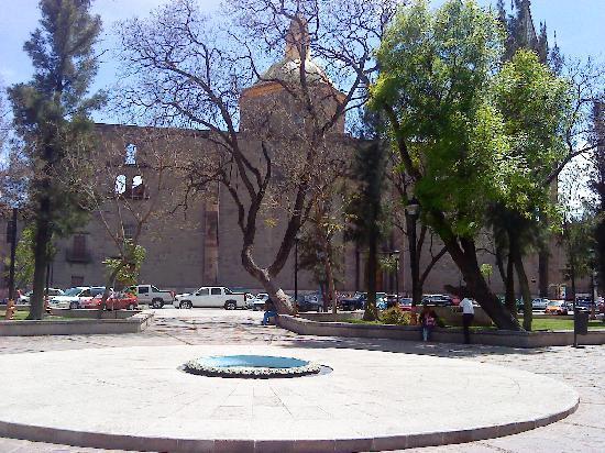 ซันลุยส์โปโตซี, เม็กซิโก: Fuente