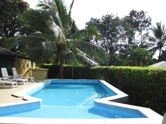 Tradewinds Villas : Immaculate Pool