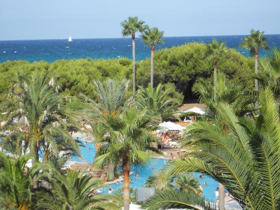Iberostar Albufera Park: Blick vom Hotelzimmer