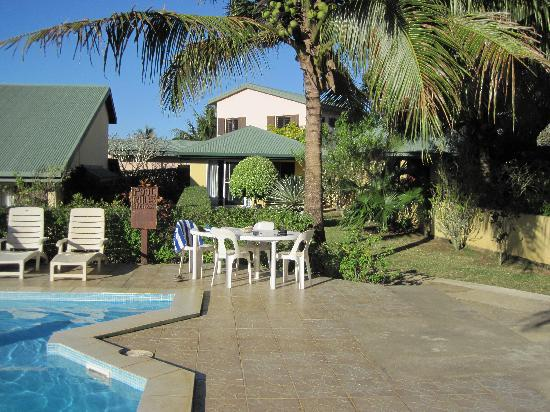 Tradewinds Villas : Pool Area