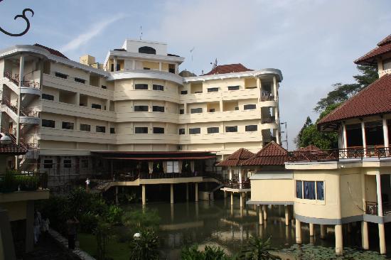 Karang Setra Hotel & Cottages: Hotel
