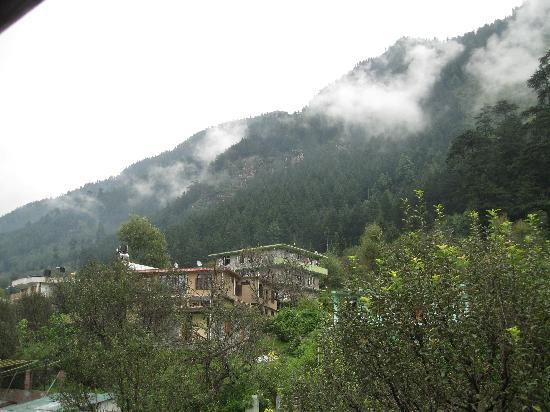 Honeymoon Inn Manali: View from the room
