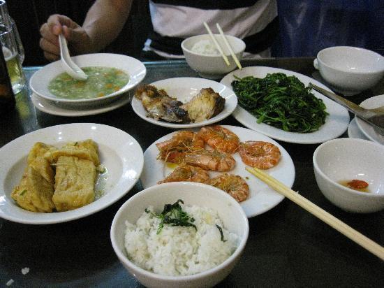 New Day Restaurant: 何を食べてもおいしかった!