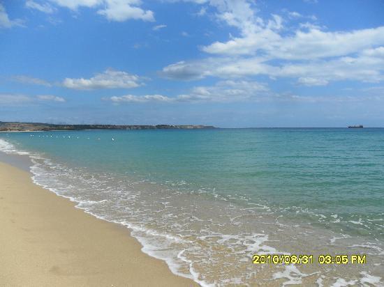 Serene Village : spiaggia