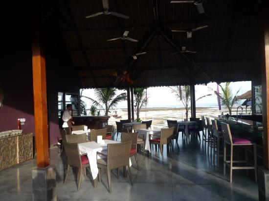 Indiana Kenanga Villas: le restaurant