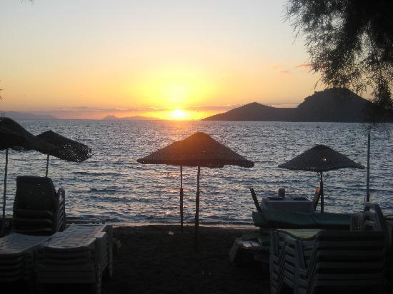 Adahan Hotel : Yalikavak Sunset