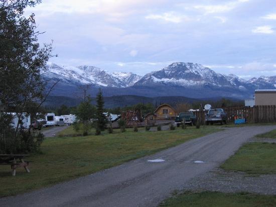 East Glacier Park照片