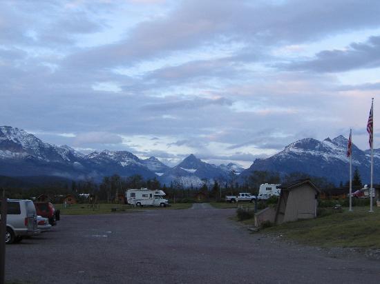 East Glacier Park, MT: KOA