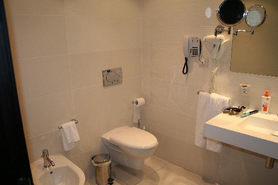 Agora Spa & Resort: Cuarto de baño