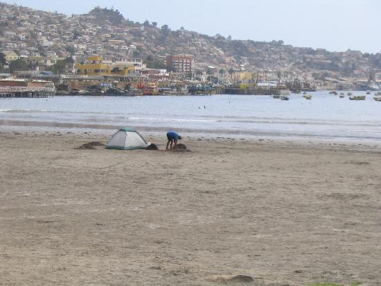 โกกีมโบ, ชิลี: Playa de Coquimbo (Chile)