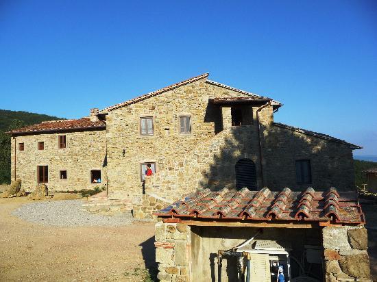 Castiglion Fibocchi, Italie : Agriturismo - il posto