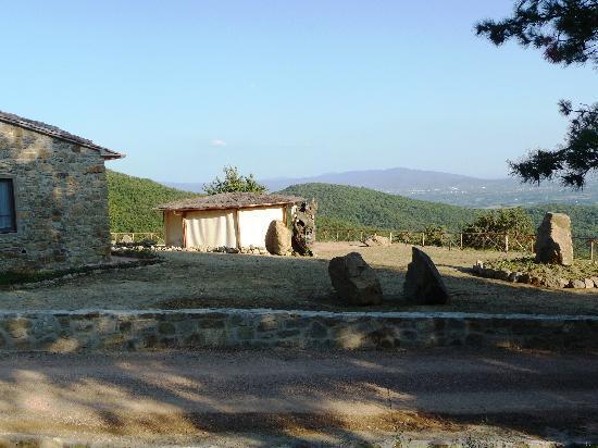 Agriturismo Antico Podere Il Prato: Agriturismo - Il Gazebo