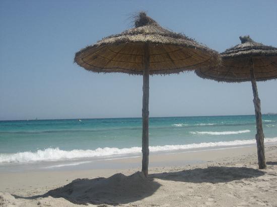 Vincci El Mansour : Plage et mer