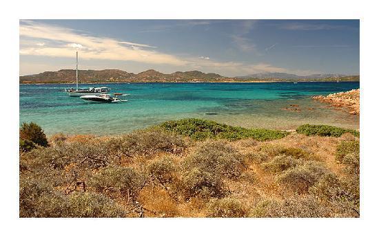 Villaggio Turchese : Isla Tavolara - not far