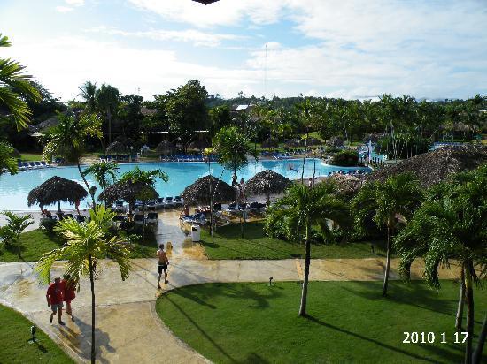 Puerto Plata, Den Dominikanske Republik: vue sur site