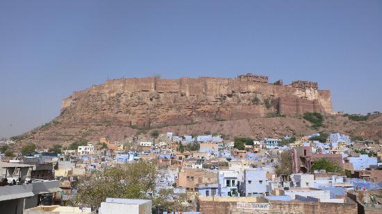 Jodhpur, Inde : Meherangarh Fort