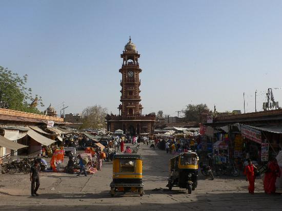 Jodhpur, India: Sardar Market