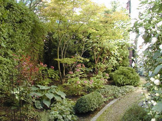 Hotel Residenz Joop: Garten Residenz Joop