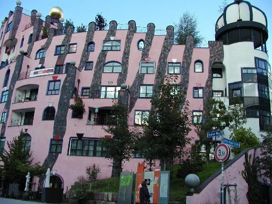 Hotel Residenz Joop: Grüne Zitadelle Magdeburg