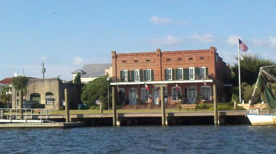 Consulate Suites: View from the Apalachicola River